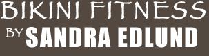 Bikini Fitness by Sandra Edlund